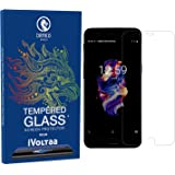 iVoltaa Drako Shield Tempered Glass Screen Protector for OnePlus 5