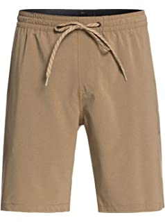 339db42fad Quiksilver Men's SUVA Amphibian 19 Walkshort Boardshort Shorts