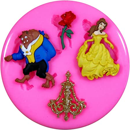 Doll Silicone Mold A681 For Fondant Chocolate Resin Craft Sugarcraft