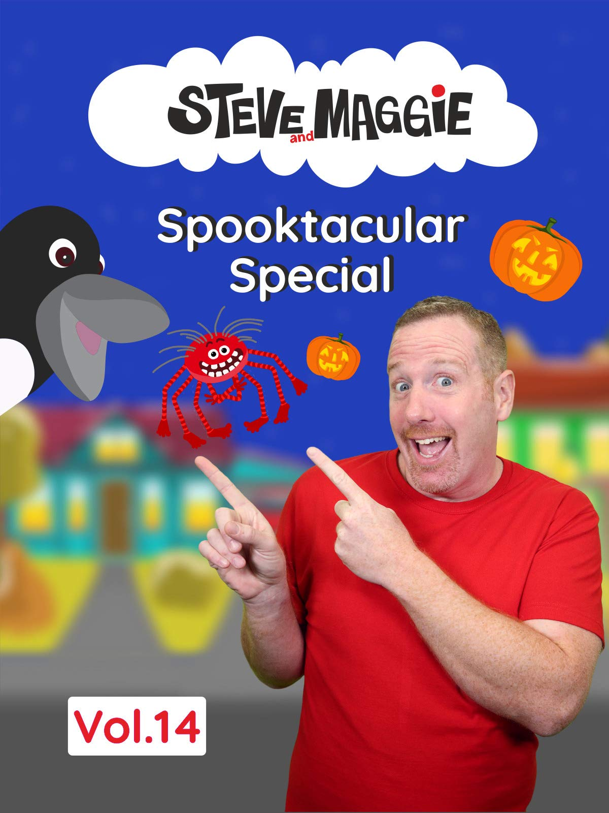 Steve and Maggie - Spooktacular Special (Vol. 14)