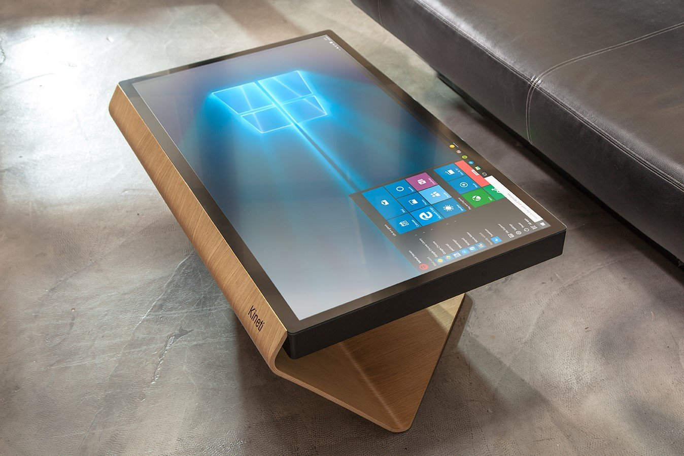 La Table Kineti The Revolutionary Touch Coffee Table Amazon