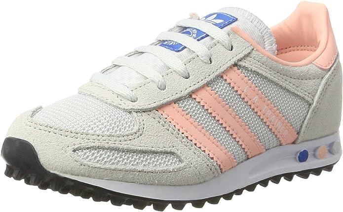 adidas La Trainer, Zapatillas de Running Unisex Niños: Amazon.es: Zapatos y complementos