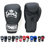 Top King Gloves Color Black White Red Blue Gold