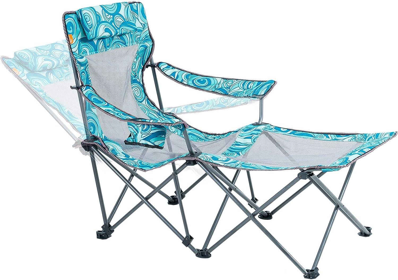 Outdoor Folding Chair Leisure Chair Beach Chair Fishing Chair Camping Chair I6D3