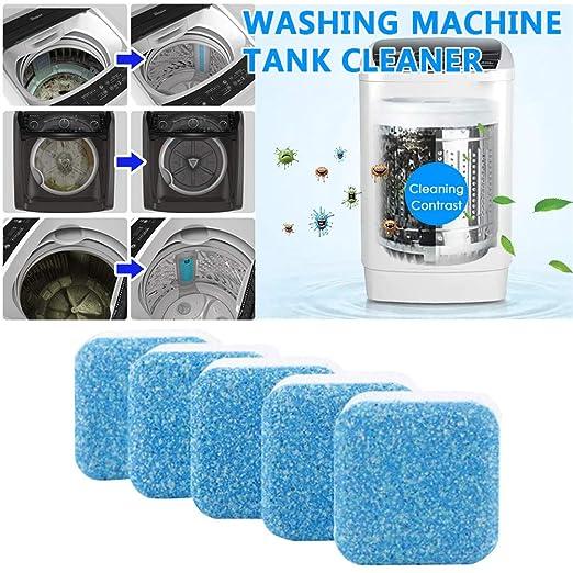 awfand tabletas limpiadoras para lavadoras, para Todas Las Marcas ...