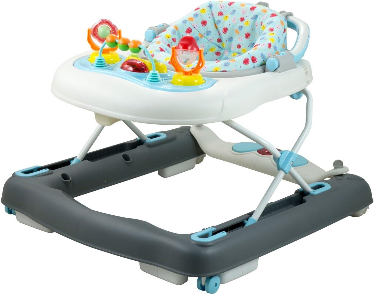 Andador infantil Bieco Activity y ayuda para aprender a andar azul azul//blanco
