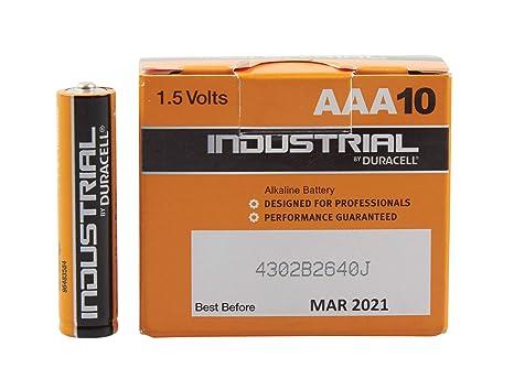 eaba37434bc Duracell Industrial AAA