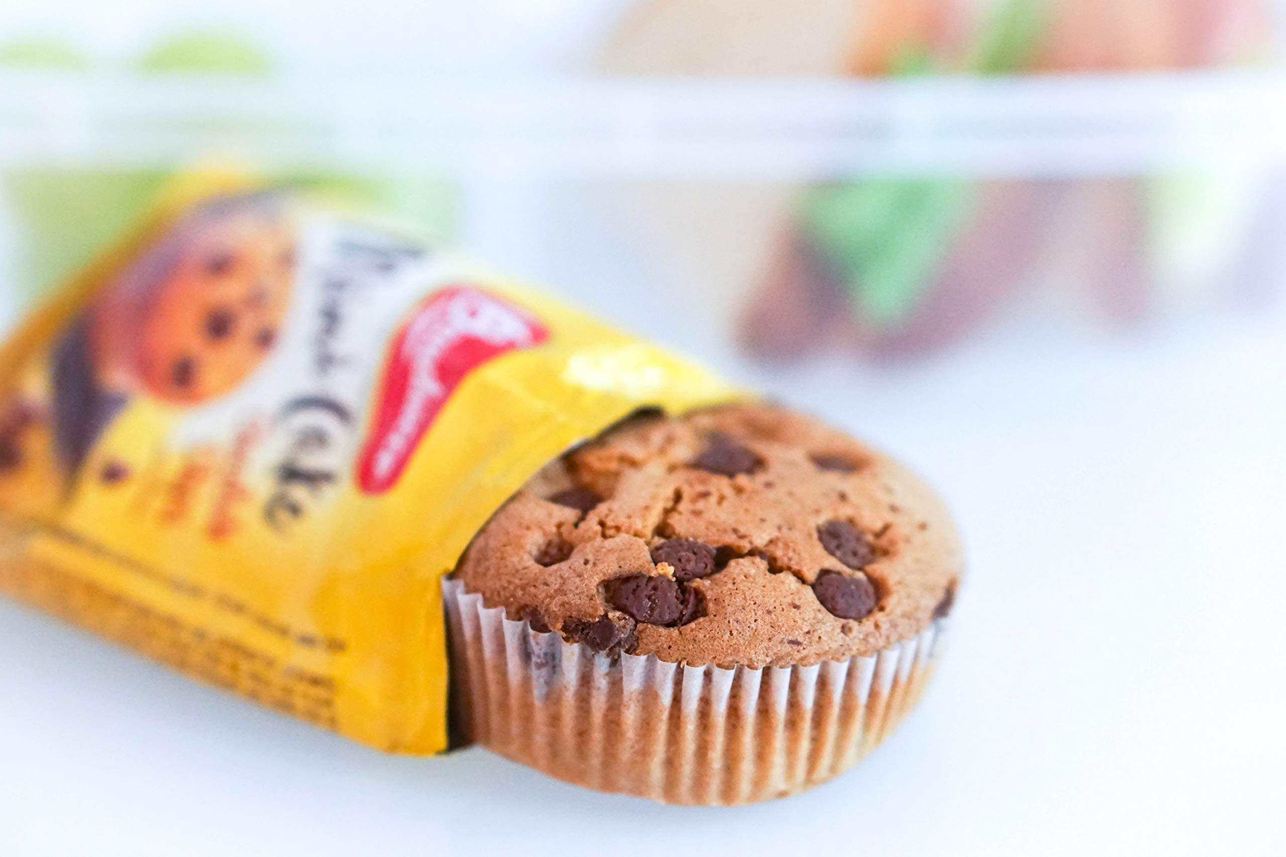 New Bauducco Mini Cakes 12 pack - (6) Chocolate (6) Strawberry, 15.88 oz