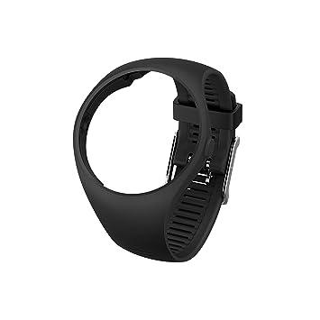 POLAR M200 Bracelet pour montre dactivité Noir Taille S-M