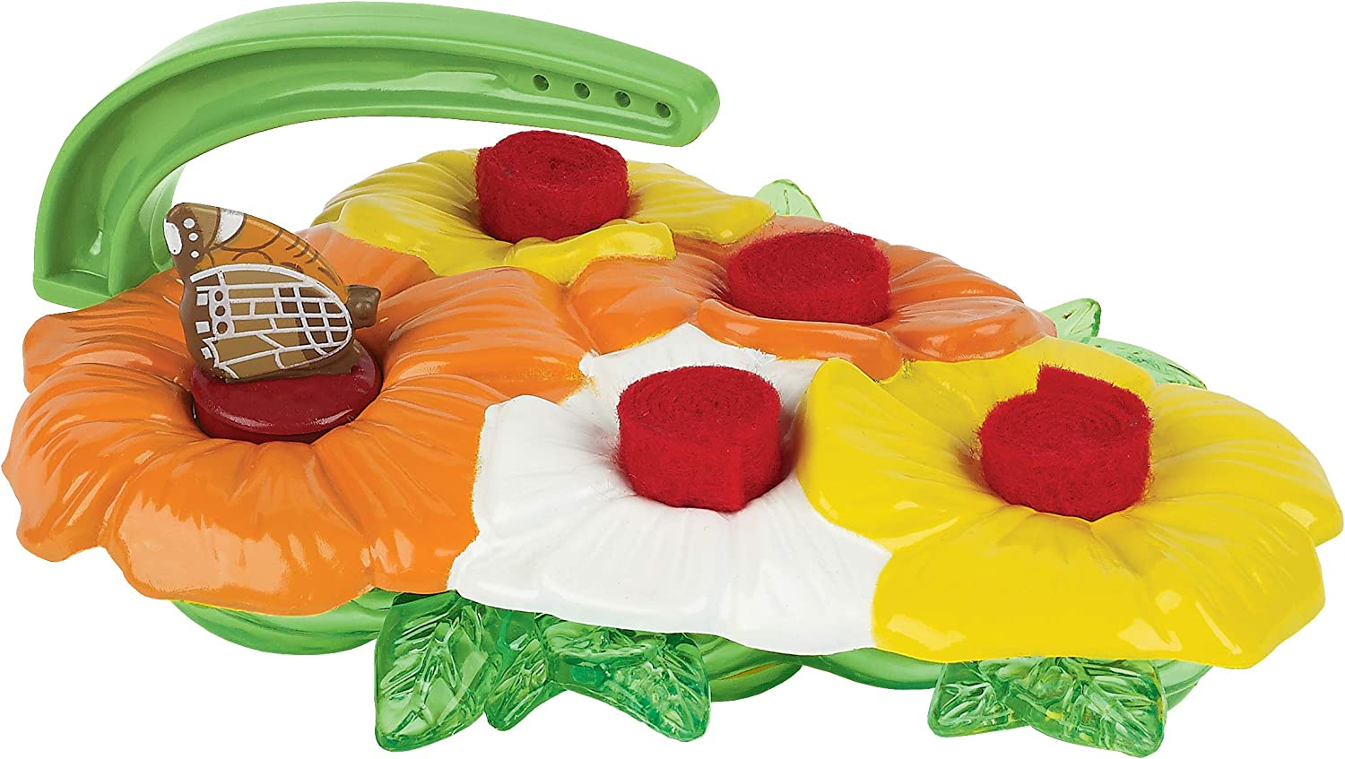 Butterfly Feeder Kit – Garden Toy Includes Nectar Reservoirs, Butterfly Landing Pads, and Red Nectar Wicks