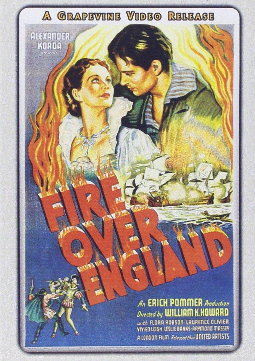 DVD : Fire Over England (DVD)