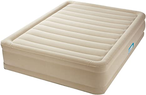 AeroBed® Comfort Raised King - Colchón hinchable y bomba de ...