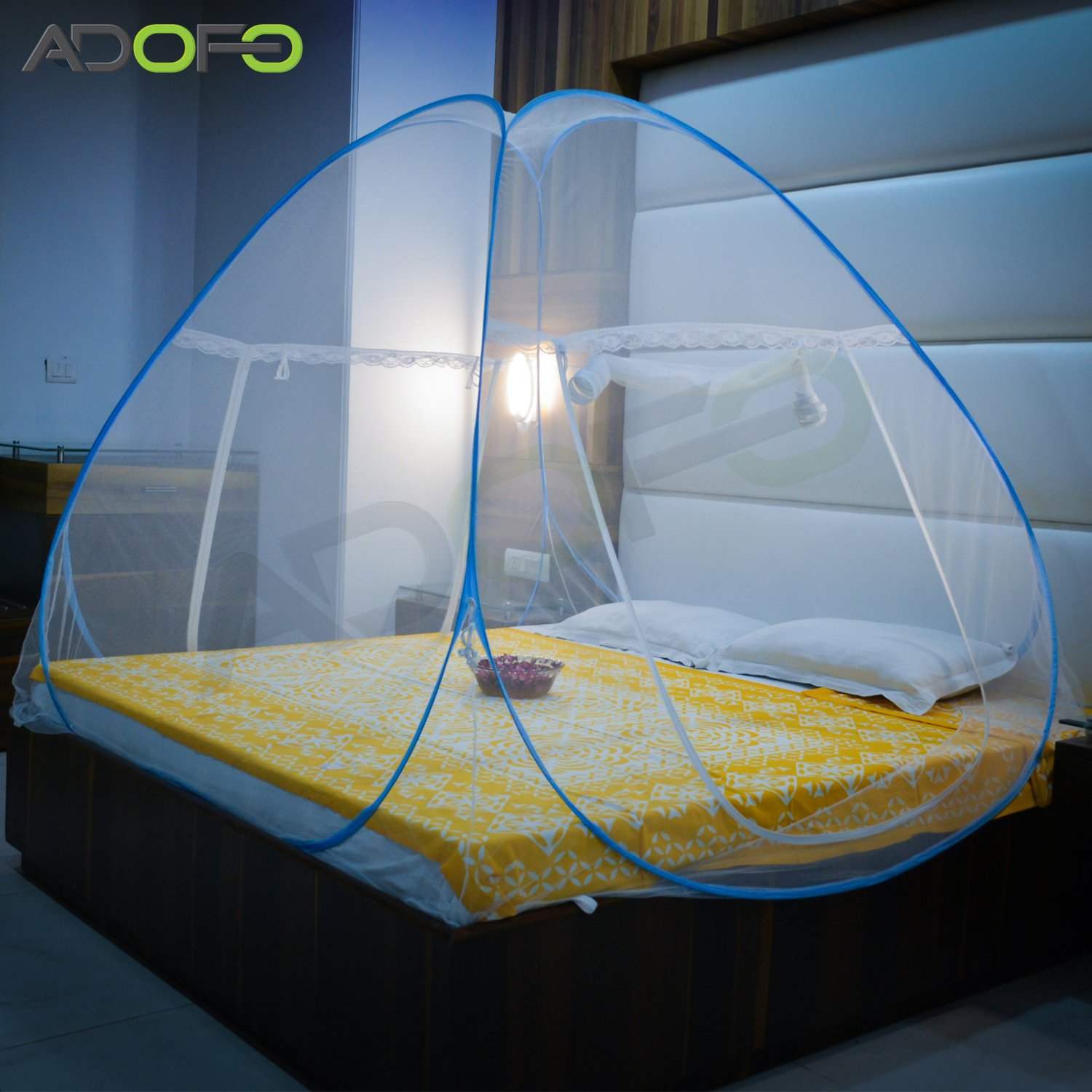 double bed mosquito net under 1000