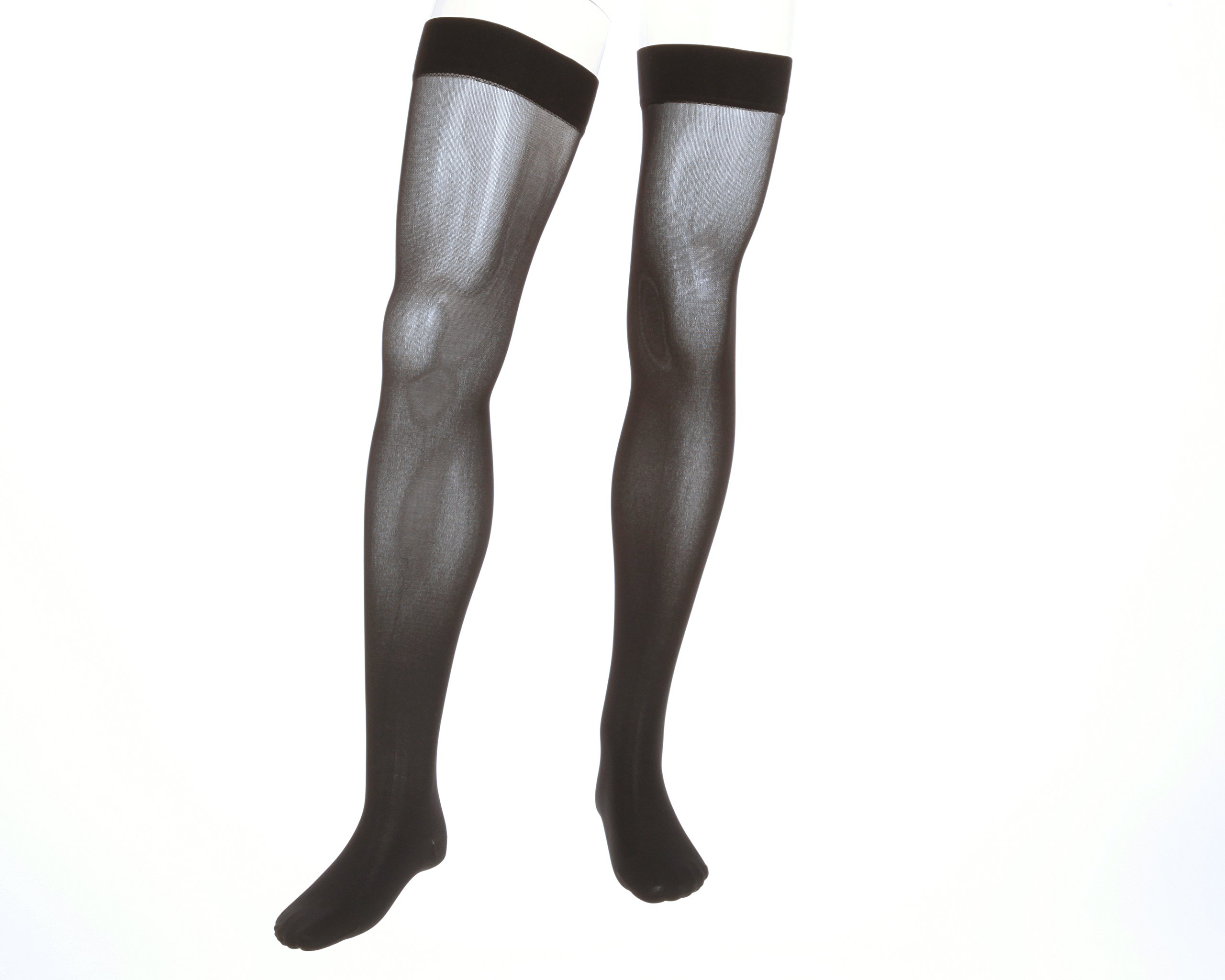 mediven Assure, 20-30 mmHg, Thigh High Compression Stockings, Closed Toe Compression Stockings