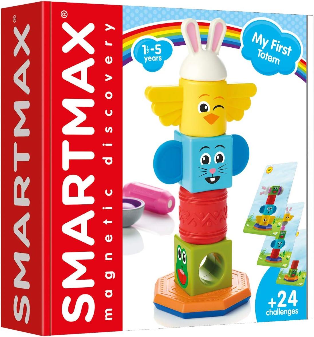 Smart Max- My First Totem, Multicolor (Lúdilo SMX230): Amazon.es ...