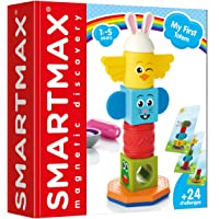 SmartMax SMX230 My First Totem Magnetic Toys (Set of 14)
