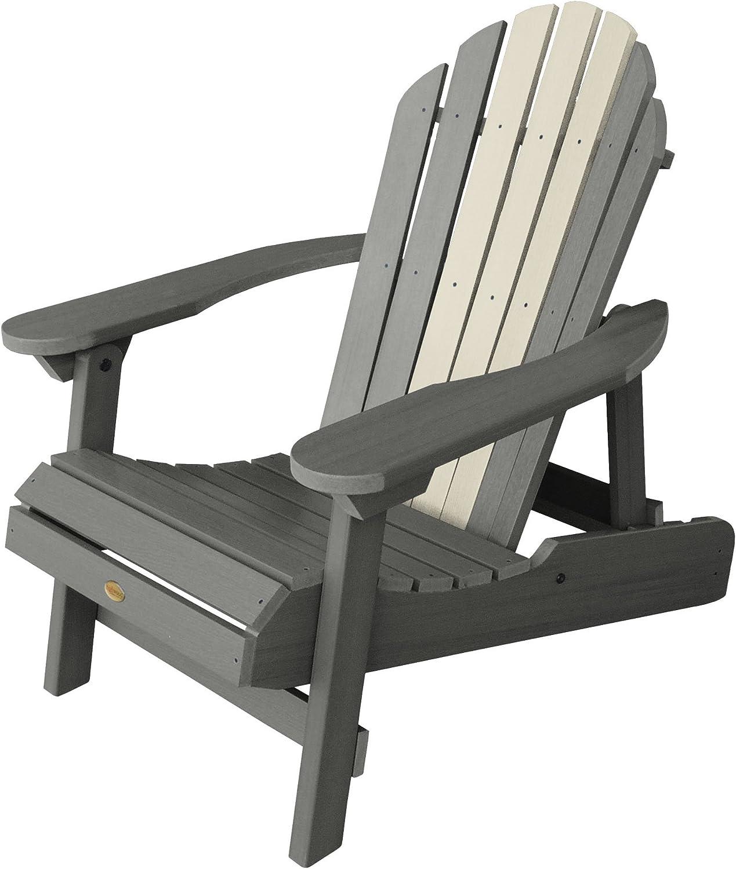 highwood AD-CHL1-GLA Hamilton Adirondack Chair, Adult, Glacier