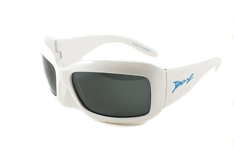 Banz gafas de sol para juniors (6A 10Años, clásico), color blanco Baby Banz 339115girls
