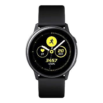 "Samsung SM-R500 Reloj Inteligente Negro SAMOLED 2,79 cm (1.1"")"