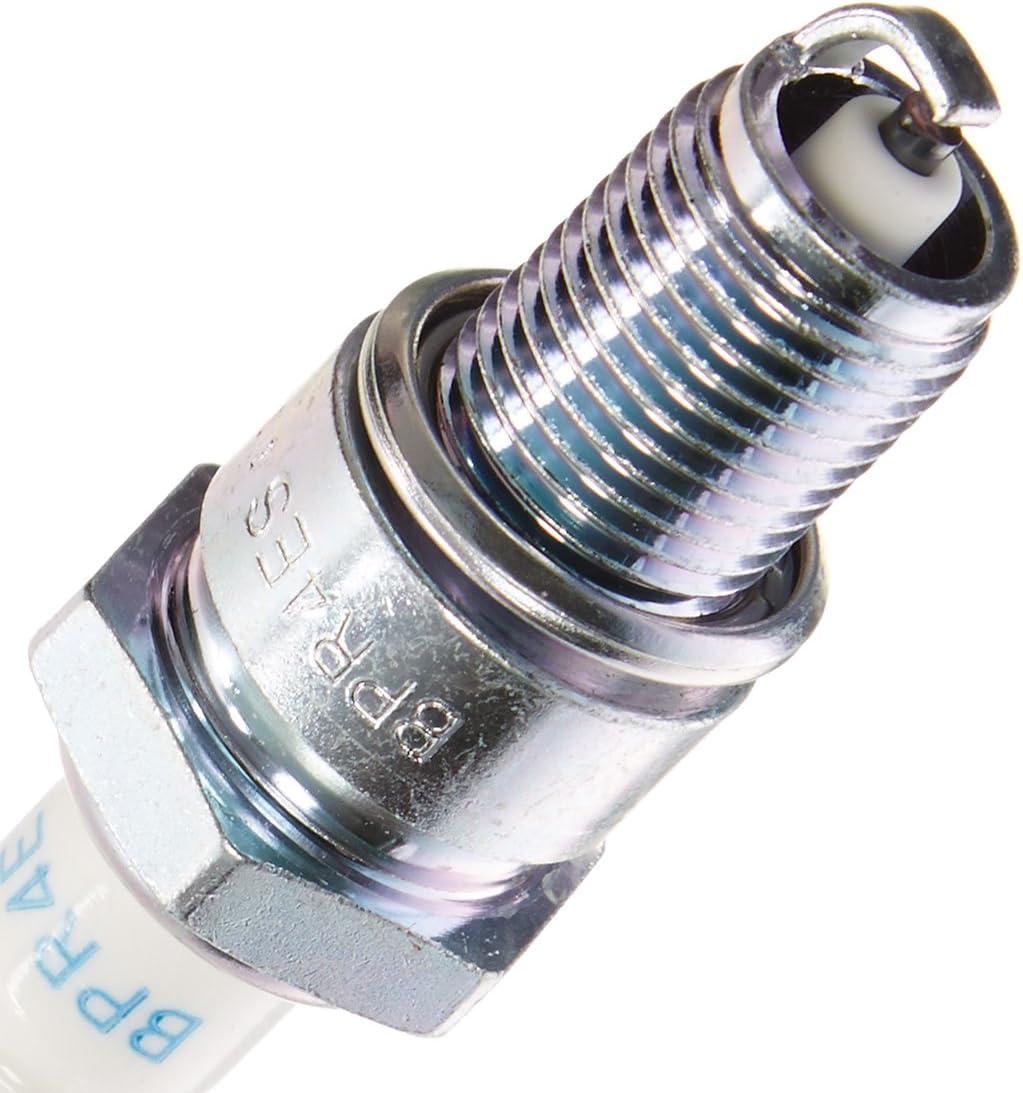 NGK (6578) BPR4ES SOLID Standard Spark Plug, Pack of 1: New World Diamonds: Automotive