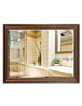 Europäische Badezimmer Spiegel Bad Wand Dressing Wandbehang ...