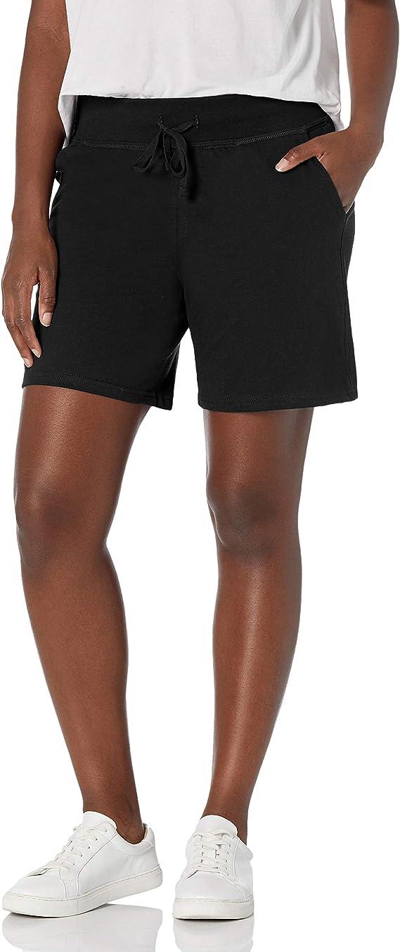 Hanes Women's Jersey Short   Amazon