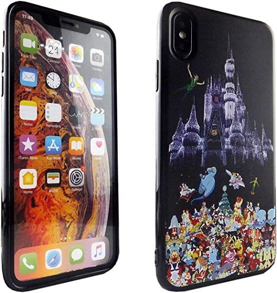 Phone Cover for iPhone Xs Max Disney