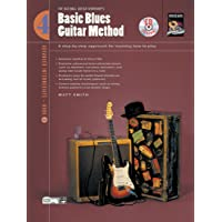 Basic Blues Guitar Method, Bk 4: A Step-by-Step Approach for Learning How to Play, Book and CD