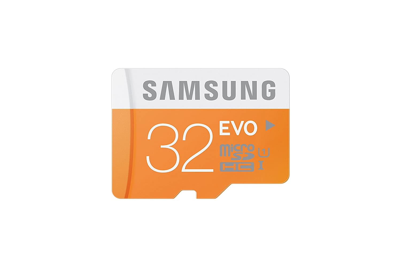Tarjeta de memoria micro SDHC de 32 GB Samsung Evo MB-MP32DA/EU por solo 8,41€
