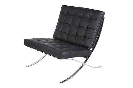 Amazon.com: woybr wm8742354152 barcelona style modern pavilion chair