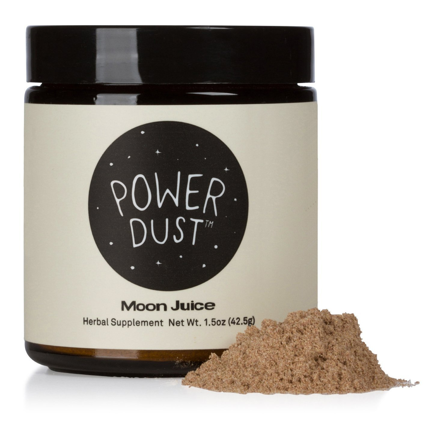 Moon Juice - Organic + Wildcrafted Edible Strength (Power Dust, 1.5 oz)