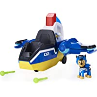 Paw Patrol Jet to The Rescue Deluxe Transforming Spiral Rescue Jet Deals