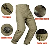 FREE SOLDIER Tactical Pants Mens Cargo Trousers