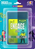 Engage On 2-In-1 Pocket Perfume Man Work & Party, 28 ml