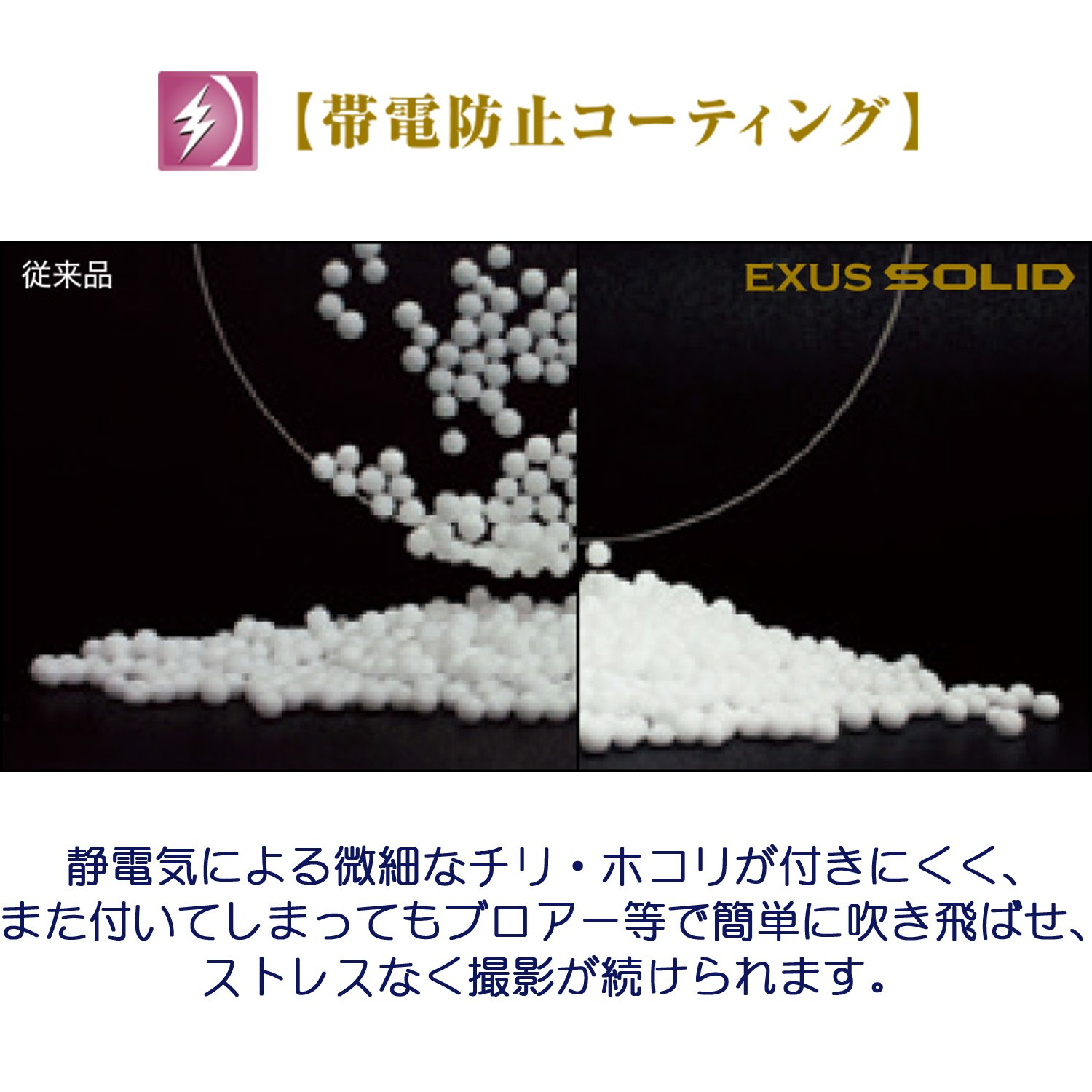 Marumi EXUS SOLID 82mm Lens Protect Filter Anti-Static Hard Coated 82 Made in Japan ''7 X Stronger'' by Marumi (Image #5)