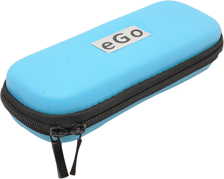 Estuche EGO color Celeste - Mediano para tu Cigarrillo Electrónico: Amazon.es: Salud y cuidado personal