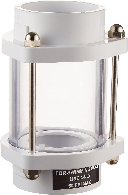 Hayward SP1072S In-line Backwash Sight Glass