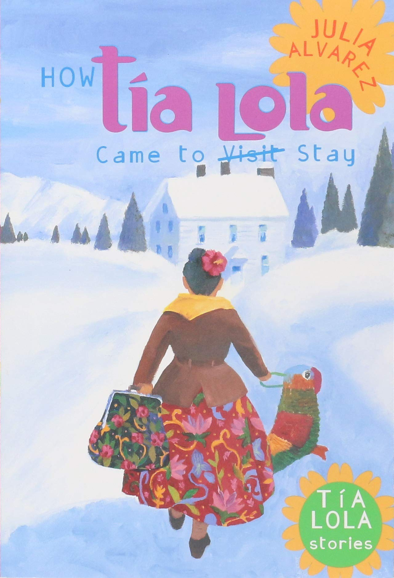 How Tia Lola Came to (Visit) Stay (The Tia Lola Stories): Alvarez, Julia:  9780440418702: Amazon.com: Books