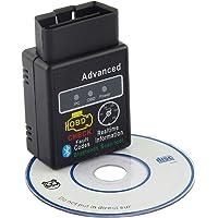 Professional Car Diagnostic Tool OBD2 OBD-II ELM327 V1.5 Bluetooth Car Diagnostic Interface Scanner