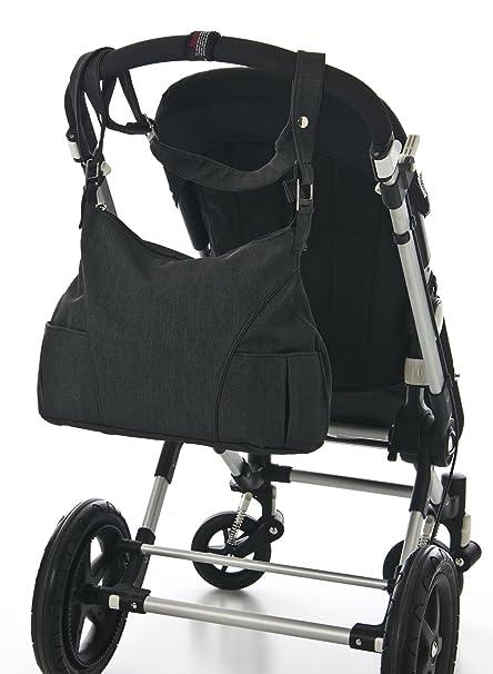 BOLSO Maleta + Cambiador de ¡REGALO!. Un bolso con BOLSILLOS interiores y confortable