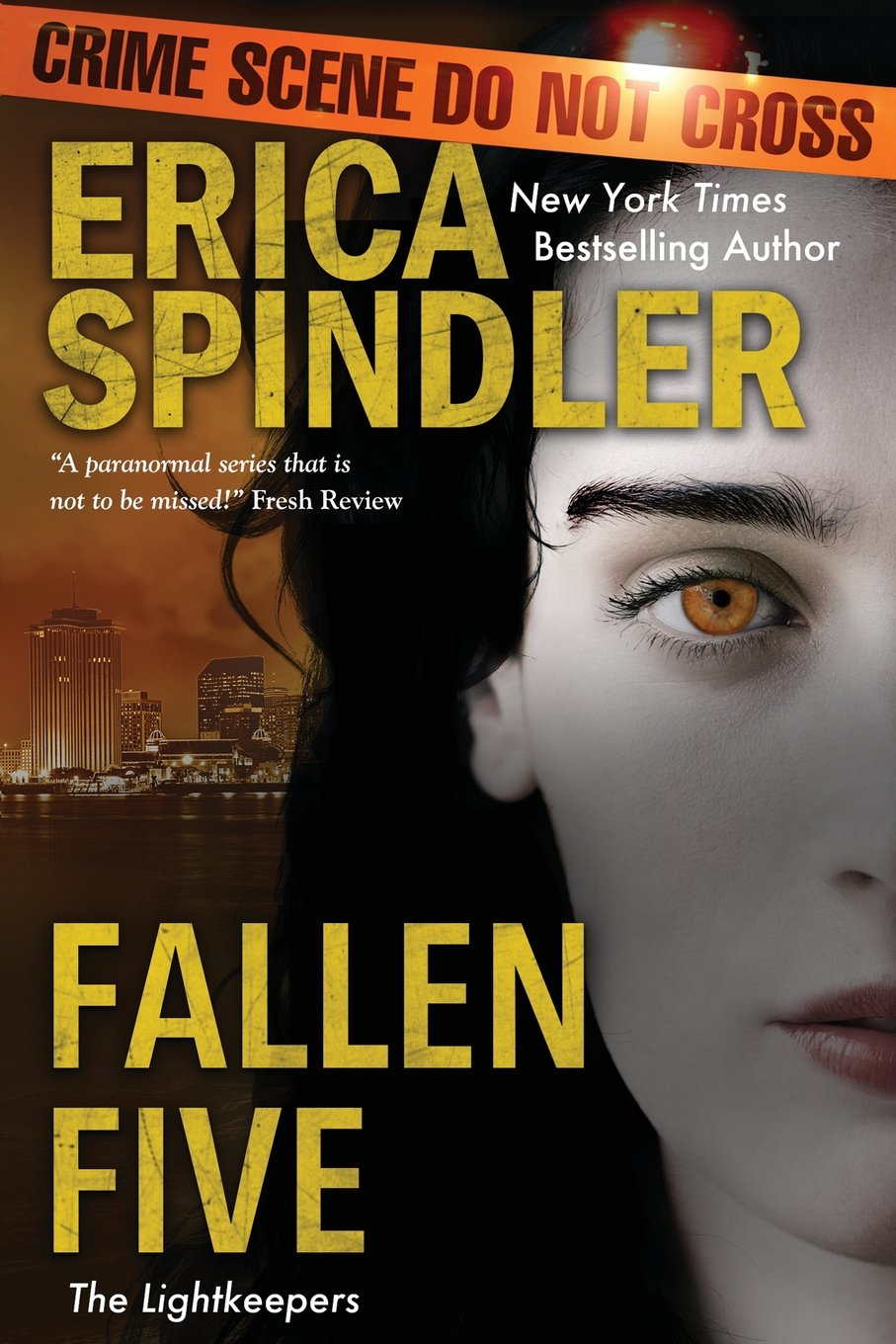 Fallen Five (The Lightkeepers) PDF