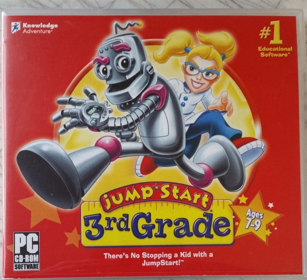B000R99IFC Jump Start 3rd Grade 71dn7jaSiML