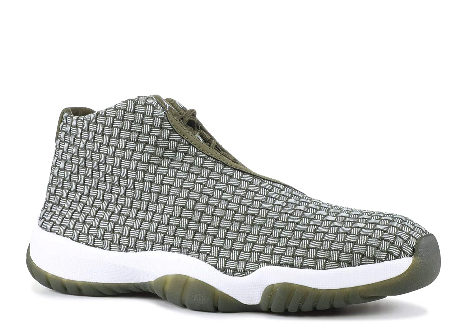 Olive Canvas 305 Nike Men's Air Jordan Future Basketball shoes