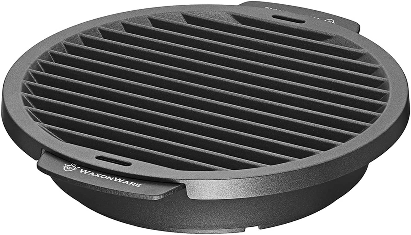 WaxonWare Grill Pan – Good Design Smokeless Grill Indoor BBQ