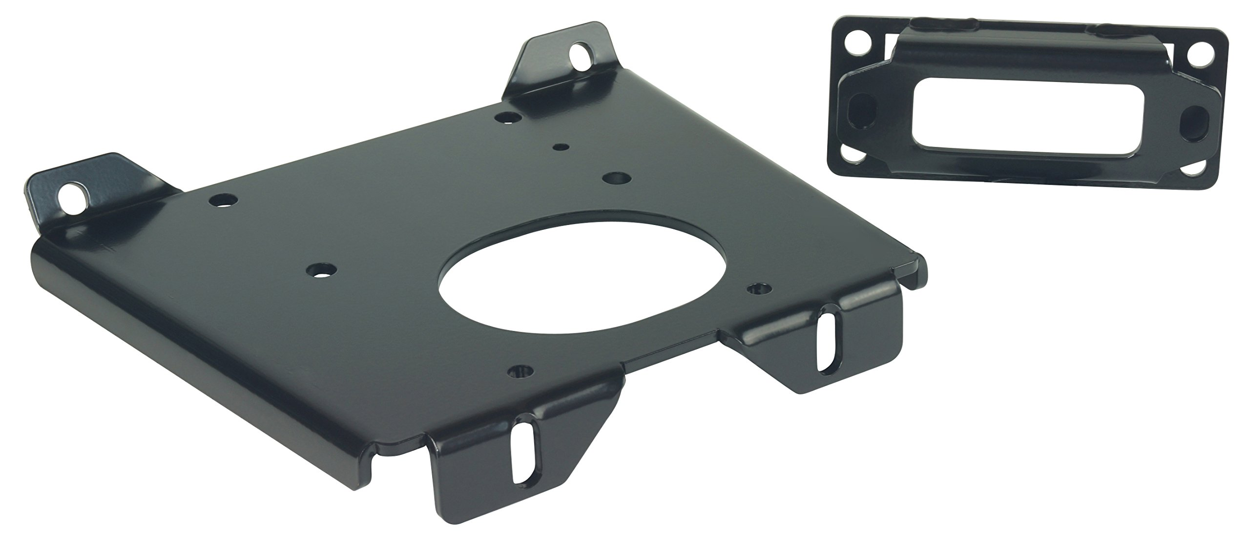 VIPER UTV Winch Mount Plate for 2016-2019 RZR Turbo by MotoAlliance