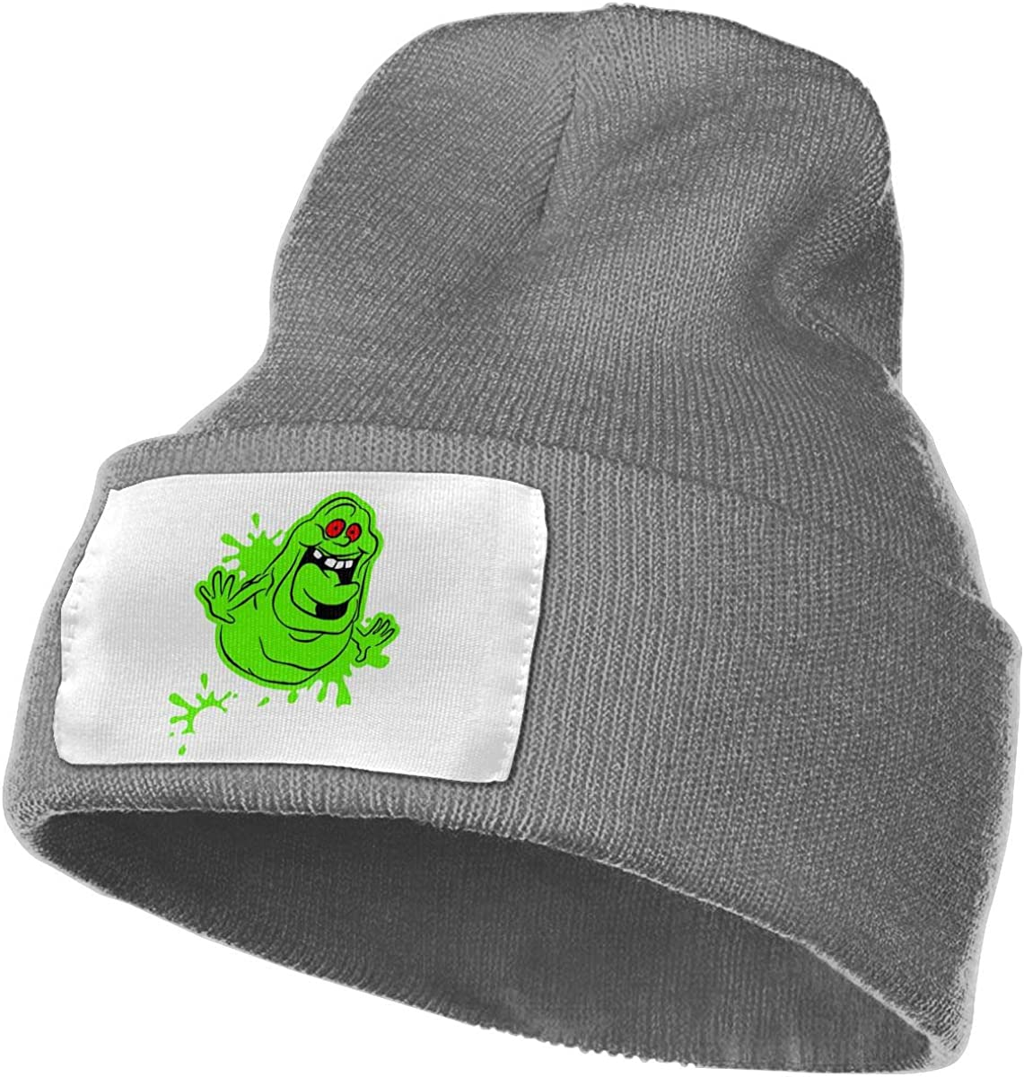 Ghostbusters Classic Winter Warm Knit Hat Beanie Cap for Men Women