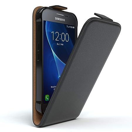 EAZY CASE Hülle für Samsung Galaxy Xcover 3 Hülle Flip Cover zum Aufklappen, Handyhülle aufklappbar, Schutzhülle, Flipcover,