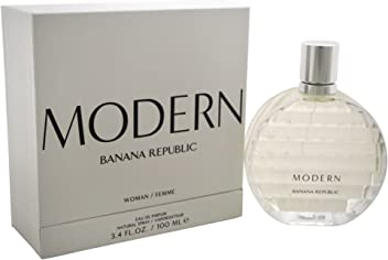 Banana Republic Modern Womens Eau de Parfum Spray, 3.4 Ounce