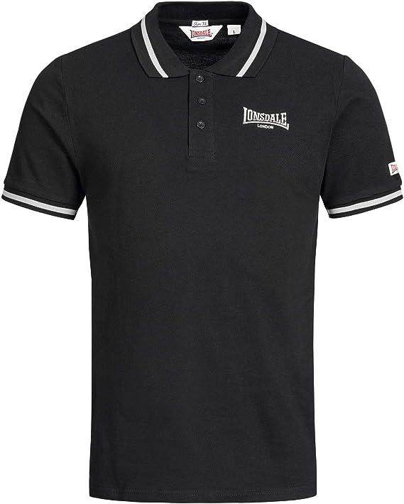 Lonsdale Men Polo Shirt Causton: Amazon.es: Ropa y accesorios