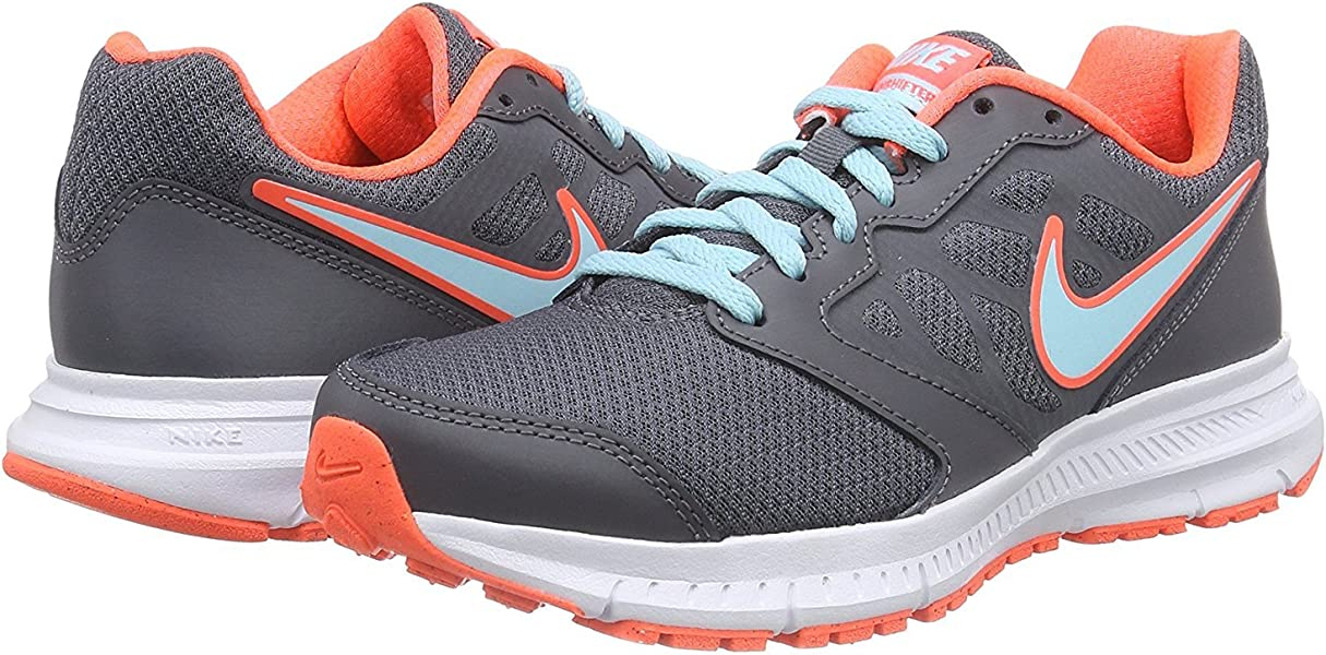 Nike Womens DownShifter 6 Running Shoes (5 B(M) US 4285732cc2